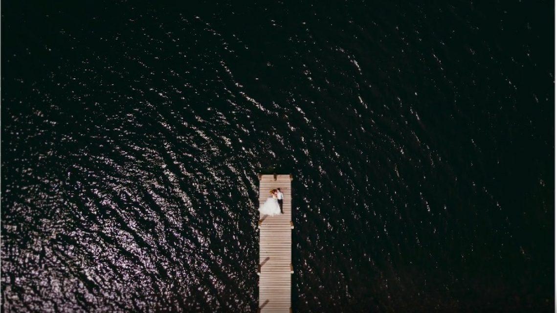 Wedding Photography with the DJI Mavic Air