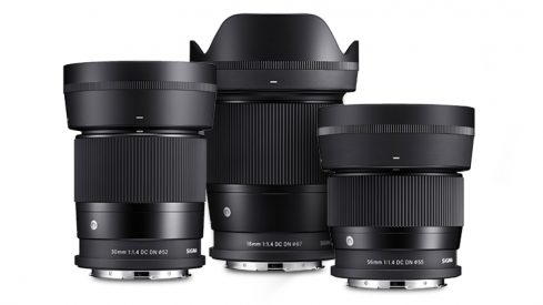 New Lenses and Teleconverters from Sigma