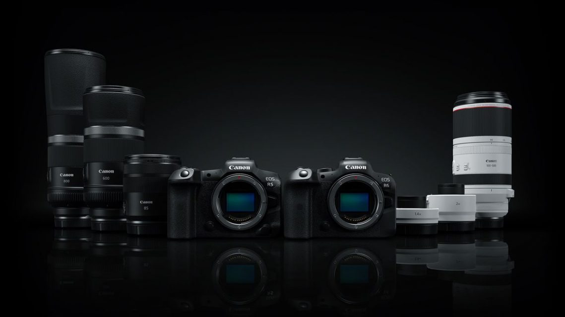 Photographers Converting to Canon as R5 and R6 Pre-orders Begin
