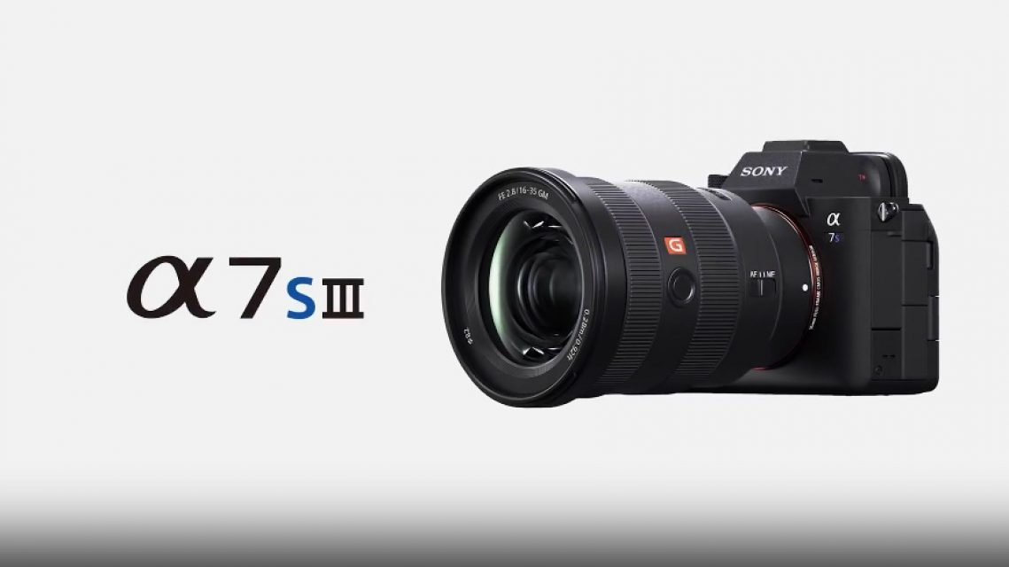 Sony a7S III Announced: 4K 60p, 16-bit External Raw, Ultra-Low Noise, and More